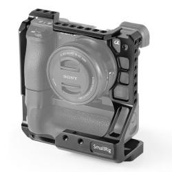 SmallRig Cage Sony A6000/A6300/A6400/A6500 Avec Grip Batterie Meike MK-A6300 / A6500 - CCS2268