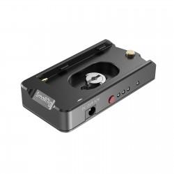 SmallRig Plaque d'alimentation pour Batterie NP-F - EB2504