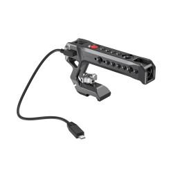 SmallRig poignée NATO Start/Stop pour caméras Sony sans miroir - HTN2670