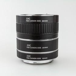 Set Makrozwischenring 12/20/36mm für Canon