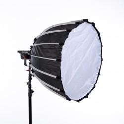 Softbox octogonal 90cm Bowens avec système de montage rapide
