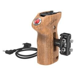 SmallRig poignée latérale en bois avec déclencheur Panasonic and Fujifilm - 2934