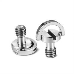 SmallRig Vis de fixation 1/4 kit de 2 pièces - 838