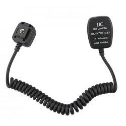 Câble de synchronisation JJC pour flash Canon E-TTL 2
