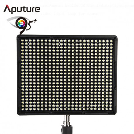 panneau led aputure amaran hr672s 5500k irc95. Black Bedroom Furniture Sets. Home Design Ideas