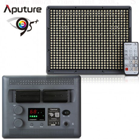 Panneau à LED Aputure Amaran HR672c 3200k - 5500k variable