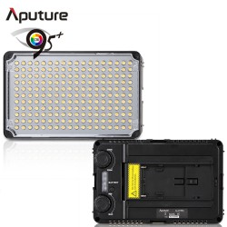 Torche avec 198 LEDs Amaran H198c 3200k - 5500k variable
