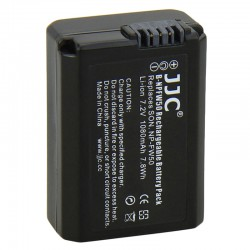 Batterie JJC NP-FW50 pour Sony