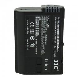 Batterie JJC EN-EL15 pour Nikon