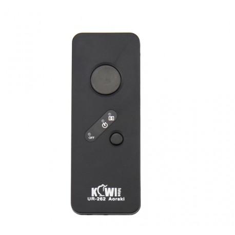 Télécommande 2 en 1 filaire/IR pour Canon C6