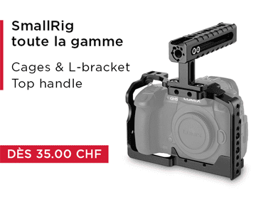 Smallrig video cage fuer DSLR