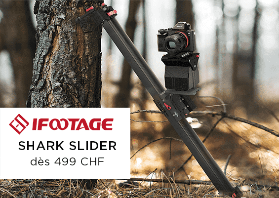 Slider iFootage Shark mini